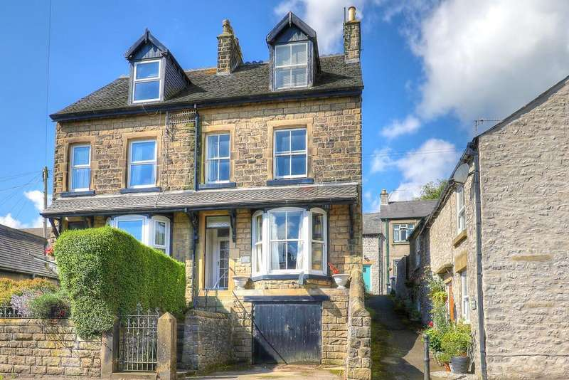 4 Bedrooms Semi Detached House for sale in Buxton Road, Tideswell