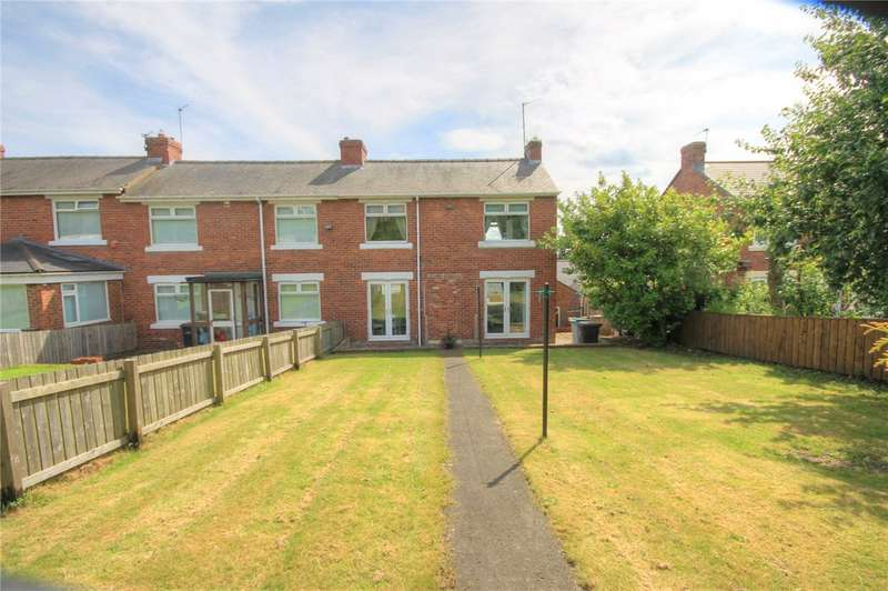 2 Bedrooms End Of Terrace House for sale in Tweed Terrace, Stanley, County Durham, DH9
