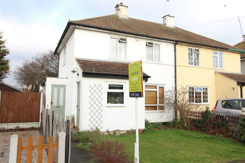 2 Bedrooms Semi Detached House for sale in Leigh On Sea