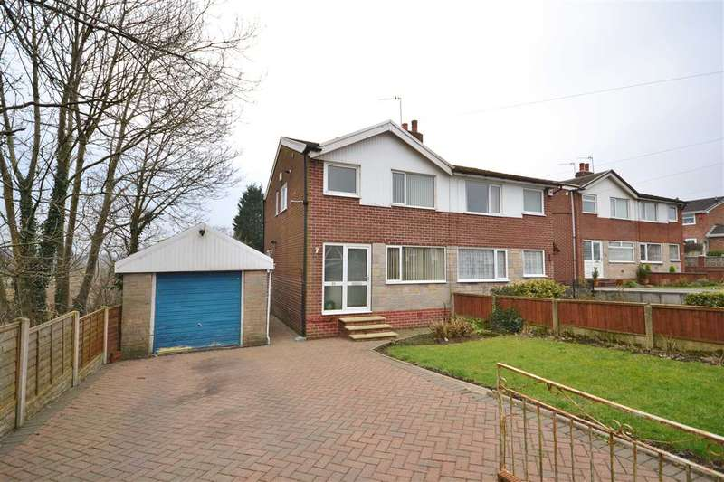 3 Bedrooms Semi Detached House for sale in Bagganley Lane, Chorley