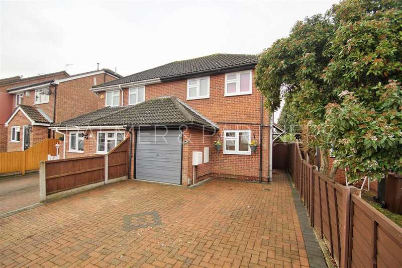 2 Bedrooms Semi Detached House for sale in Adelaide Drive, Colchester