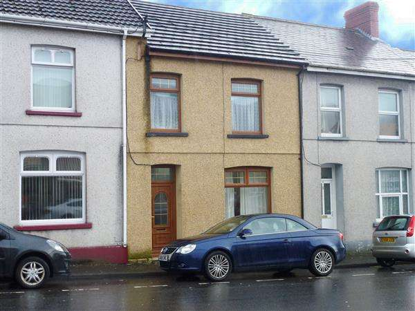 3 Bedrooms Terraced House for sale in Heol-Y-Neuadd, TUMBLE, Llanelli