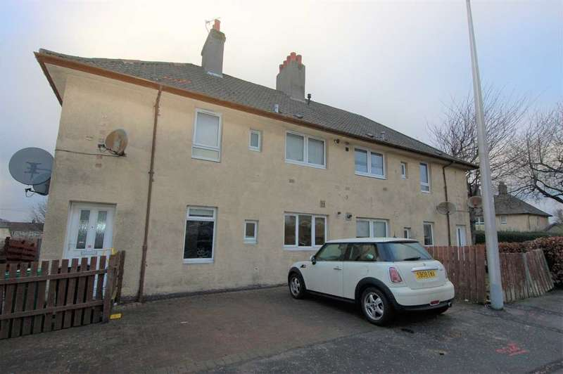 2 Bedrooms Apartment Flat for sale in Kings Place, Rosyth