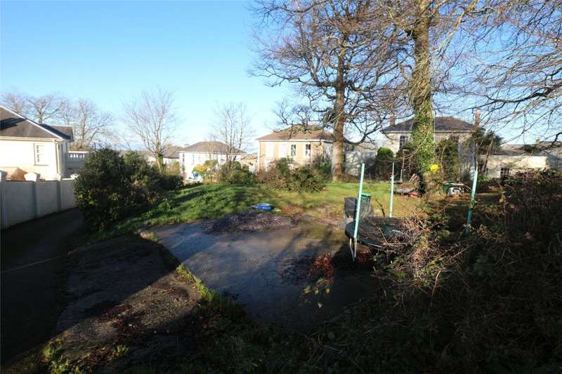 Land Commercial for sale in Trevu Road, Camborne, Cornwall