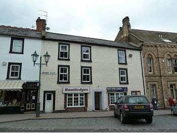 1 Bedroom Flat for rent in Flat 2 The Old George, 2 Market Place, Brampton, CA8 1NW