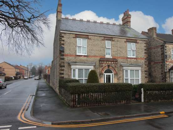 4 Bedrooms Detached House for sale in North Marsh Road, Gainsborough, Lincolnshire, DN21 2RN