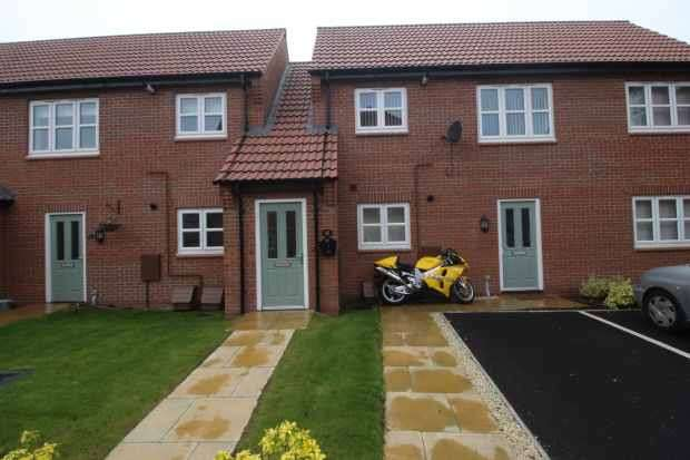 1 Bedroom Maisonette Flat for sale in Vicarage Walk, Chesterfield, Derbyshire, S43 4FH