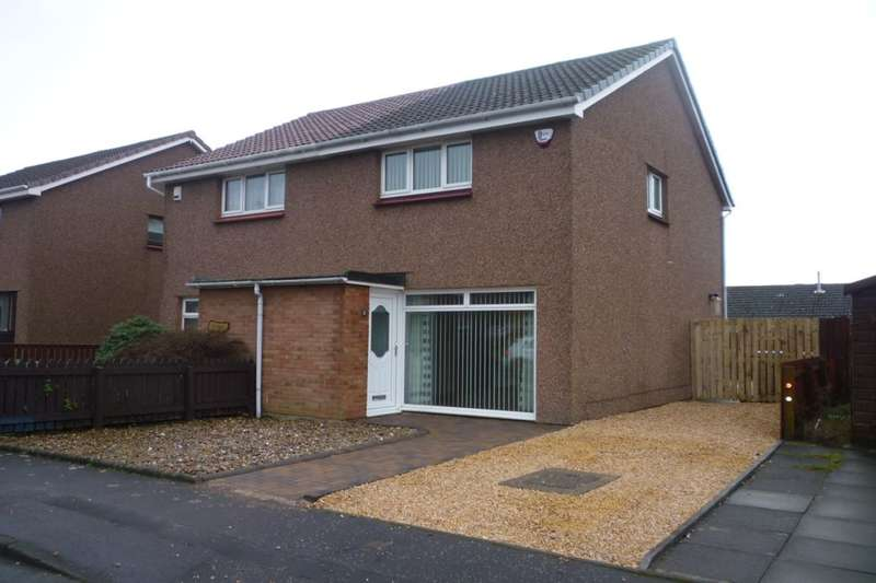 2 Bedrooms Semi Detached House for rent in Carradale Gardens, Kirkcaldy, KY2