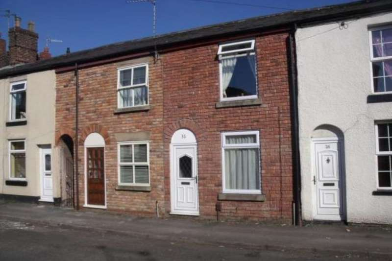 2 Bedrooms Terraced House for sale in Brown Street, Macclesfield, SK11