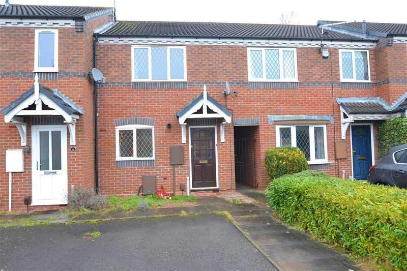 2 Bedrooms Terraced House for sale in Edwards Drive, Stafford