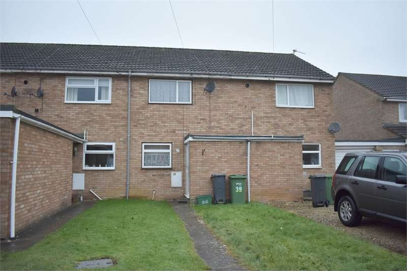 2 Bedrooms Terraced House for sale in Perth, Stonehouse, Gloucestershire