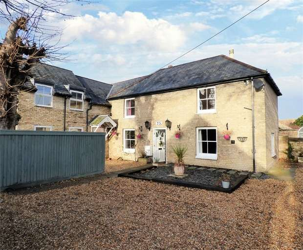 5 Bedrooms Detached House for sale in North Street, Burwell, Cambridge