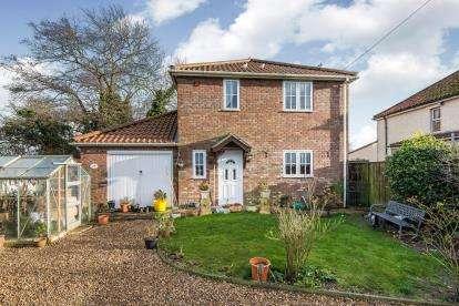 4 Bedrooms Detached House for sale in Spooner Row, Wymondham, Norfolk
