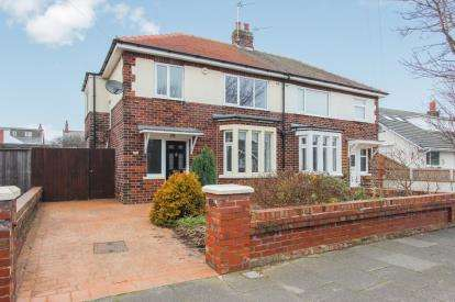 3 Bedrooms Semi Detached House for sale in Ashley Road, Lytham St. Annes, Lancashire, FY8