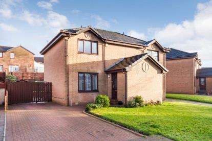 2 Bedrooms Semi Detached House for sale in Crownhall Place, Glasgow, Lanarkshire