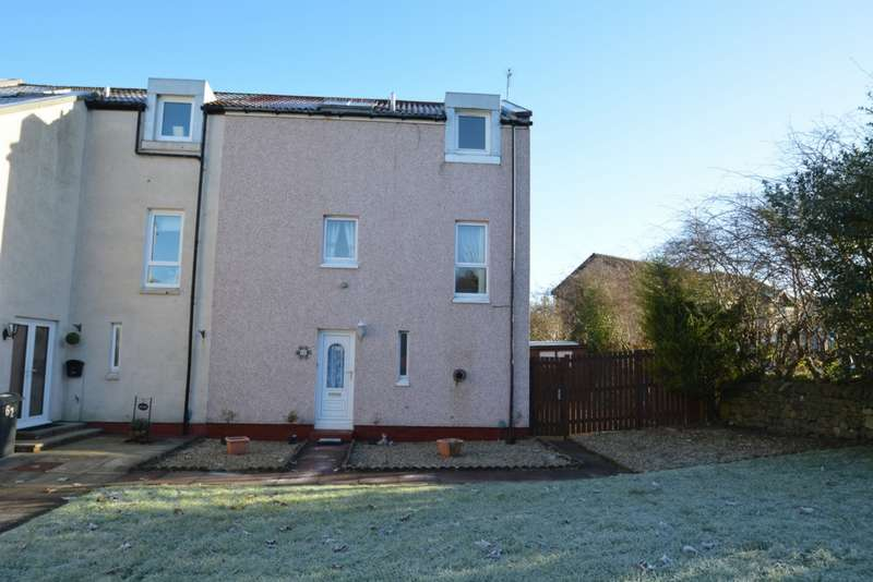 3 Bedrooms Town House for sale in Mains Wood, Erskine, PA8