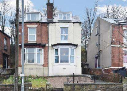 3 Bedrooms Semi Detached House for sale in Burngreave Road, Sheffield, South Yorkshire