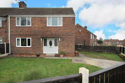 3 Bedrooms Semi Detached House for sale in Humphries Avenue, Rawmarsh, Rotherham, South Yorkshire