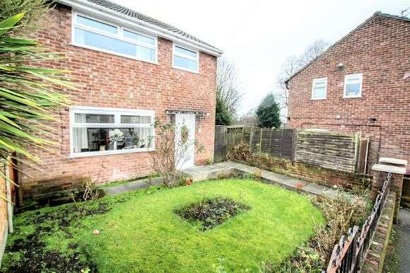 3 Bedrooms Semi Detached House for sale in 39 Egerton Road, Prescot