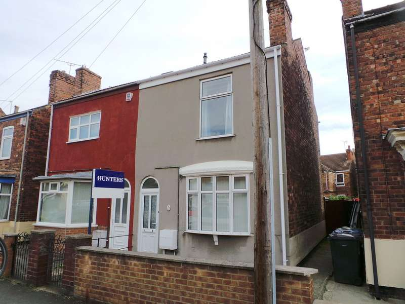 3 Bedrooms Semi Detached House for sale in Cecil Street, Gainsborough DN21