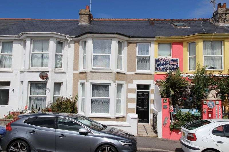 4 Bedrooms Property for sale in St Thomas Road, Newquay