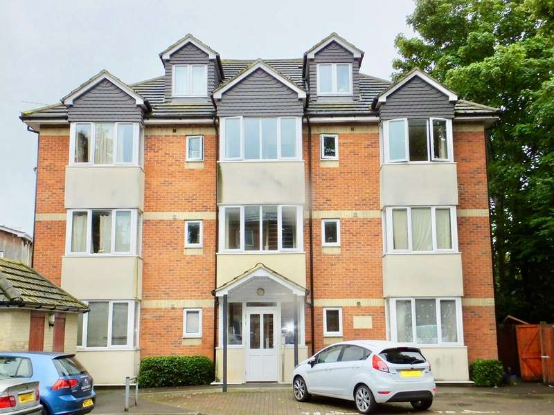 1 Bedroom Flat for sale in Tessa Court, Regents Park Road SO15