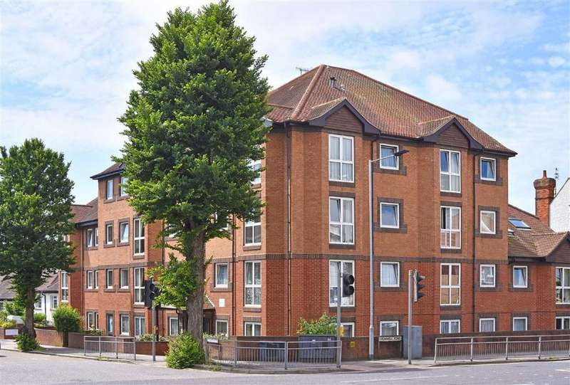 1 Bedroom Retirement Property for sale in Bellmead, Hove