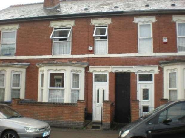 4 Bedrooms Terraced House for rent in St Giles Road, Normanton, DE23