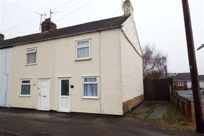 2 Bedrooms End Of Terrace House for rent in Eyebury Road