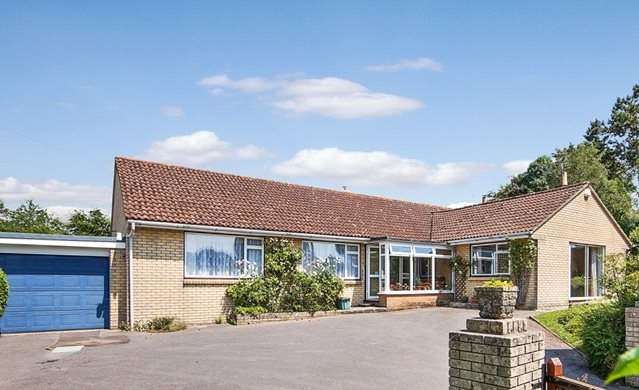 4 Bedrooms Detached Bungalow for sale in Kennel Lane, Cattistock, Dorchester, Dorset, DT2