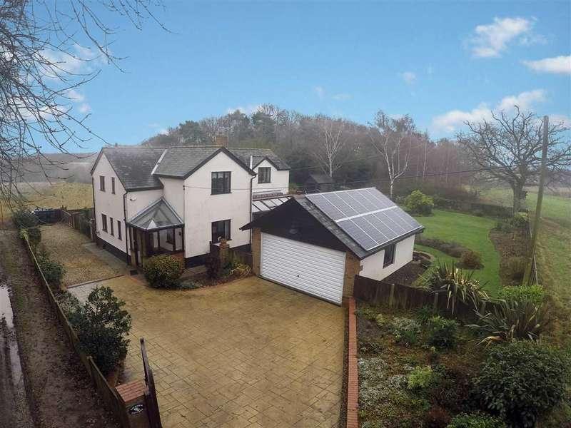 3 Bedrooms Cottage House for sale in Jimmys Lane, Brantham, Manningtree, Essex