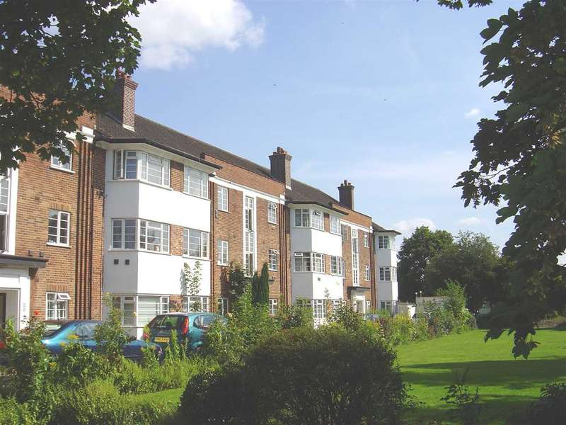 2 Bedrooms Apartment Flat for sale in West Court Development, Osterley Tube Station