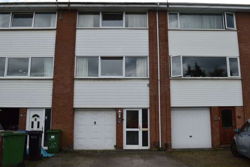 3 Bedrooms Terraced House for sale in Prestbury Close, Stockport, SK2