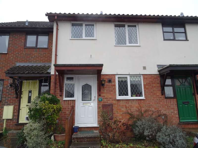 2 Bedrooms Terraced House for sale in THE GLEBE, LAVENDON