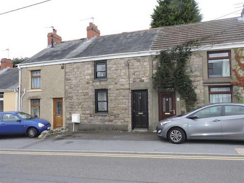 2 Bedrooms Terraced House for sale in Cwmgarw Road, Upper Brynamman