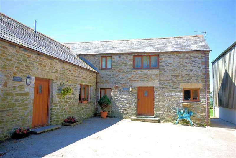 3 Bedrooms Semi Detached House for rent in Warbstow, Launceston, Cornwall, PL15