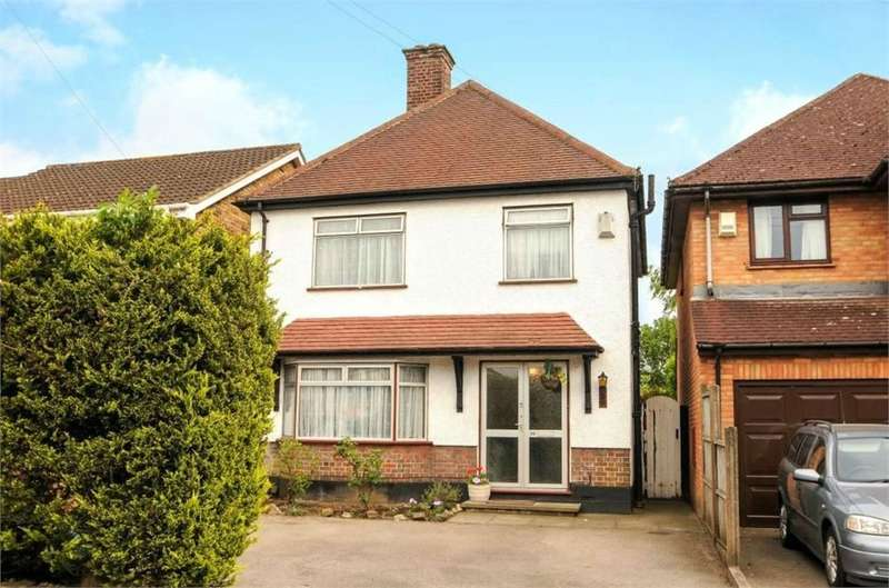 3 Bedrooms Detached House for sale in Northwood Road, Harefield, Middlesex