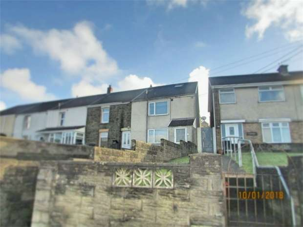 2 Bedrooms Terraced House for sale in Danygraig Road, Neath, West Glamorgan