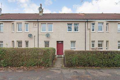 2 Bedrooms Flat for sale in Netherhill Road, Paisley