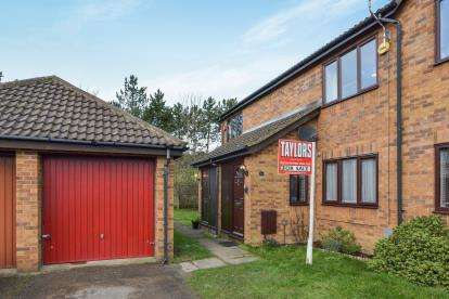 2 Bedrooms End Of Terrace House for sale in Lullingstone Drive, Bancroft Park, Milton Keynes, Buckinghamshire