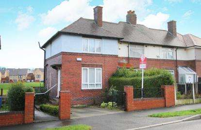 2 Bedrooms End Of Terrace House for sale in Arbourthorne Road, Sheffield, South Yorkshire