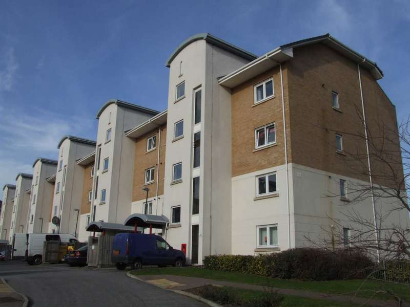 2 Bedrooms Flat for rent in Chichester Wharf, Erith