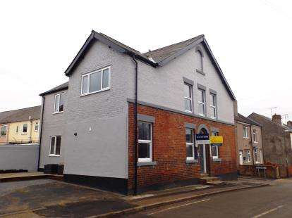 1 Bedroom Flat for sale in Arcam House, Draycott Road, North Wingfield, Chesterfield