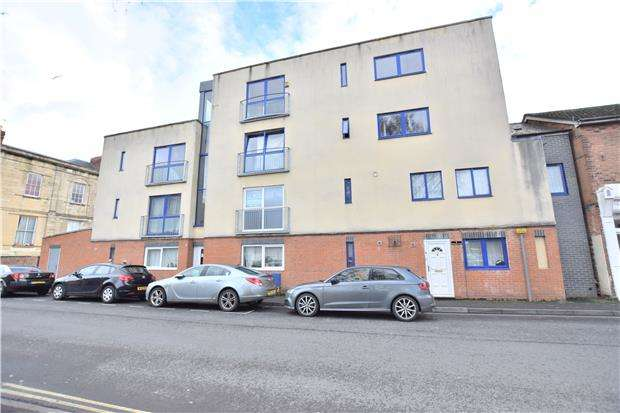 1 Bedroom Flat for sale in Wellington Court, Wellington Street, GLOUCESTER, GL1 1RB