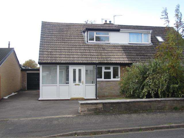 3 Bedrooms Semi Detached House for rent in Browmere Drive, Croft, Warrington, Cheshire, WA3 7HR