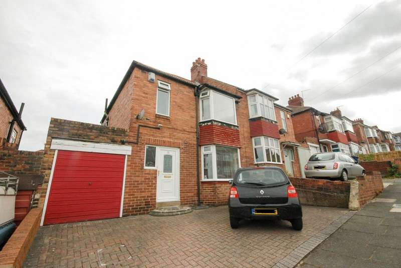3 Bedrooms Semi Detached House for sale in Lanercost Drive, Fenham