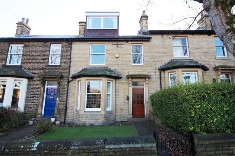 4 Bedrooms Terraced House for sale in South Parade, Pudsey, LS28