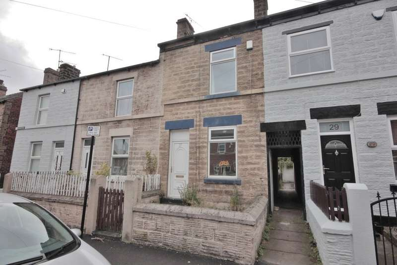 3 Bedrooms Terraced House for sale in Burnell Road, Hillsborough, Sheffield S6