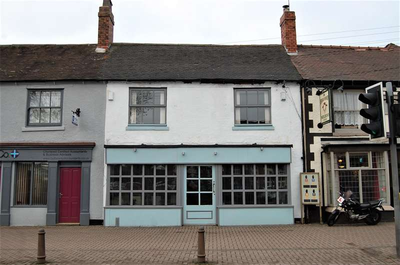 2 Bedrooms Cafe Commercial for sale in Bilston Street, Sedgley, DY3 1JA