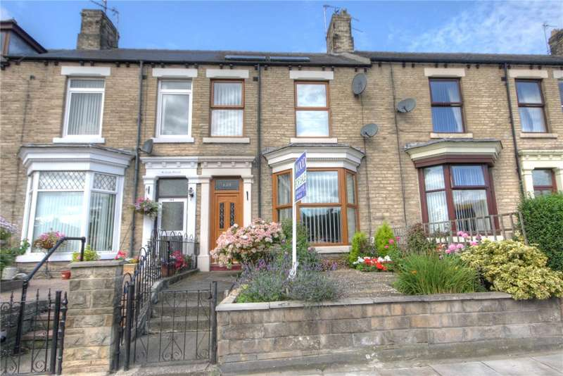 4 Bedrooms Terraced House for sale in Cockton Hill Road, Bishop Auckland, Co Durham, DL14